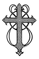 Celtic Cross by Voltarrens