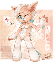 |Chibi gift: VAALI by MATicDesignS