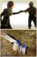 FFXIII: Take My Hand by Kaira27