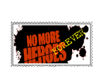 No More Heroes Forever Stamp by Sweetsville