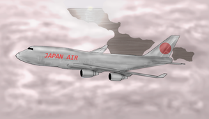 Japan Air by ifihadacoconut