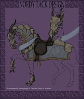 SKG Safir 1765 - Dragon Tack Rough Idea by ChrissyMax