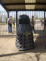 Exterminating the visitors by lunamaxwell