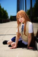 Taiga Summer uniform - 06 by MissAnsa