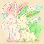 leaf n love by Snowballflo