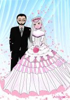 just married xD by nohya