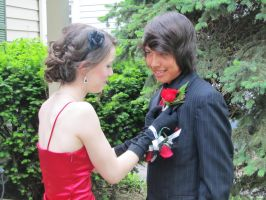 Boutonniere by smilealexandra