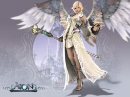 Aion Onlineee by xHeroess
