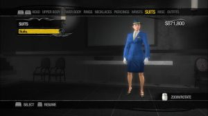 Nora Scale's Suit In Sr2 by toamac