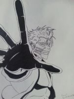 Bleach: Grimmjow by GrayCrow180