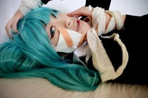 Vocaloid:.. Rolling Girl.. by Aoi-channnu