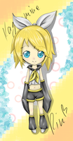 Kagamine Rin by Renxtsoto