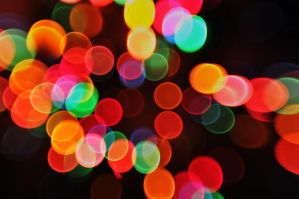 Bokeh Texture 10 by LDFranklin