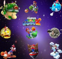 Super Mario Galaxy 2 by Mariostriker0