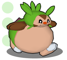 Fatspin! by Neoweegee