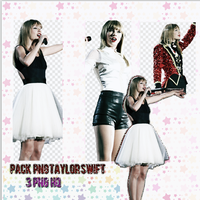 Photopack Png Taylor Swift by GuadalupeLovatohart