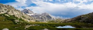 Titcomb Panorama-- Dual Wide by wetdog969