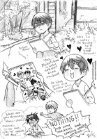 Free! Pure Love Story by KGX347
