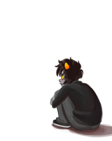 everything is my fault vantas by Kayotics