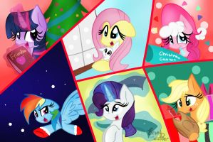 It's A Pony Kind of Christmas by BronyCooper
