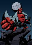Hellboy! by JonSnow01