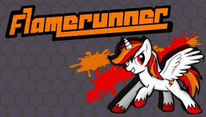 Fighting is Magic- Flamerunner by TheAljavis