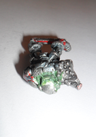 Rogue Trader Imperial Marine 007 by ForgottenDemigod