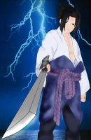 Sasuke The Vilain by Warbaaz1411