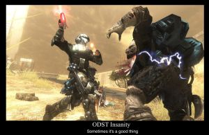 ODST Insanity by compositecoyote