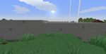 Putting the finishing touchs one wall one by Masterblaster1234