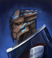 turian by Reineke-Fox