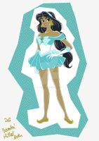 Sailor Jasmine by Bambi-Killer