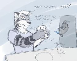 Sketchuary 02-08-2013 by Drake-TigerClaw