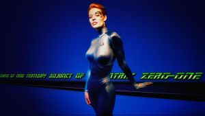 Jeri Ryan Seven of Nine IX by Dave-Daring