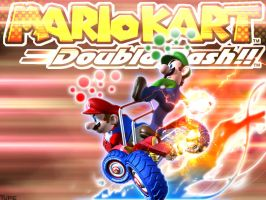 Mario Kart Double Dash by SSJEpic