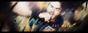 Fat Mike by SlaMicKa