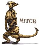 Mitch, the Curious Organoid by Stompy1