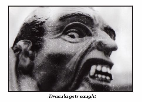 Dracula gets caught by SOLIDOST