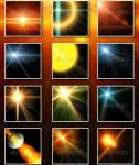Master Lens Flare Pack by loswl