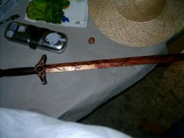Rivendell sword back by Tuile-jewellery