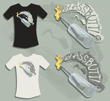 SPN: HEY ASSBUT t-shirt by sparkyHERO