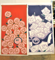 Kirby's Dream Zine - Kirby + Meta Knight prints by madamluna