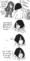 CCH: Why Emmie Does Not Wear Earrings by kimitama