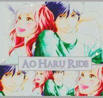 Ao Haru Ride by xFluffyBunnyx