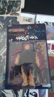 Maggot-Man figure. by ChrisFaccone