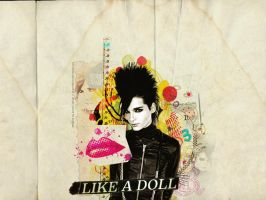 Like A Doll by peytonsworld