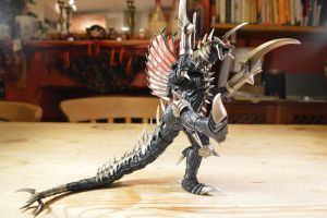 S.H Monsterarts Gigan (28/?) by GIGAN05