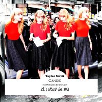 #2 Taylor Swift Candid by CrazyPhotopacks