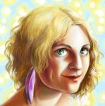 Tanya  Feather by tin-sulwen