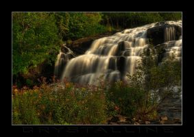 Bond Falls HDR1 by C-Photography